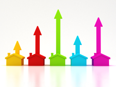 UK House prices rising at the fastest level