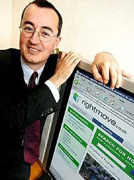 Rightmove founder Ed Williams