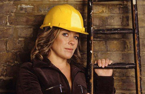Sarah Beeny Tells us it