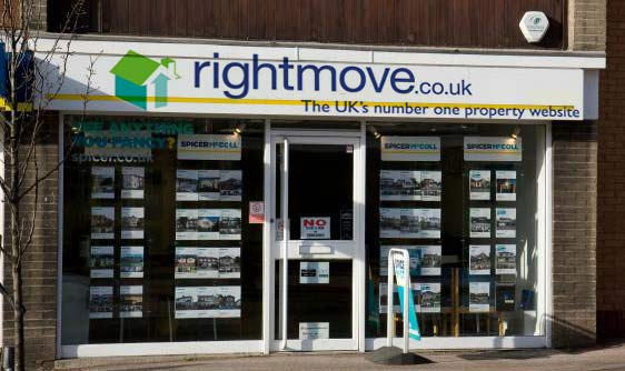Rightmove Estate agents don't actually exist!