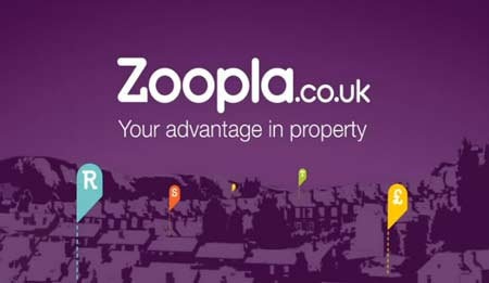 Zoopla Climbs Portal Ladder