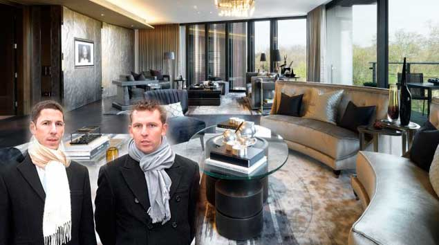 Knightbridge London flat  for 140 million
