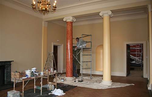 Rise Hall Restoration