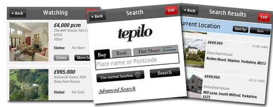 Tepilo App Released for Download
