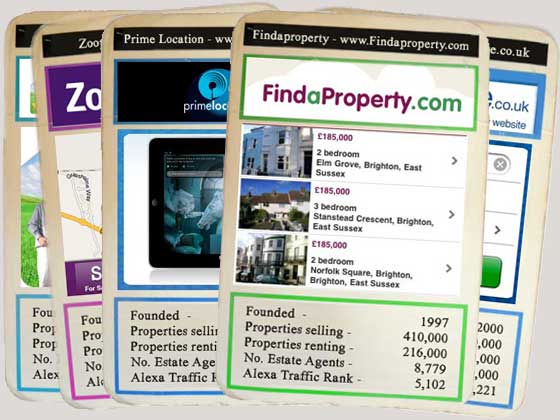 Property Top Trumps - Findaproperty