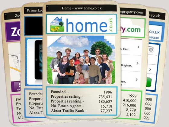 Property Top Trumps - Home