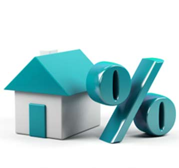 Mortgage rates may rise from eurozone crisis
