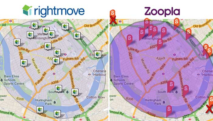 Should you use Zoopla with Rightmove?