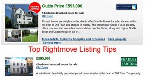 Rightmove House Listing - How Long?